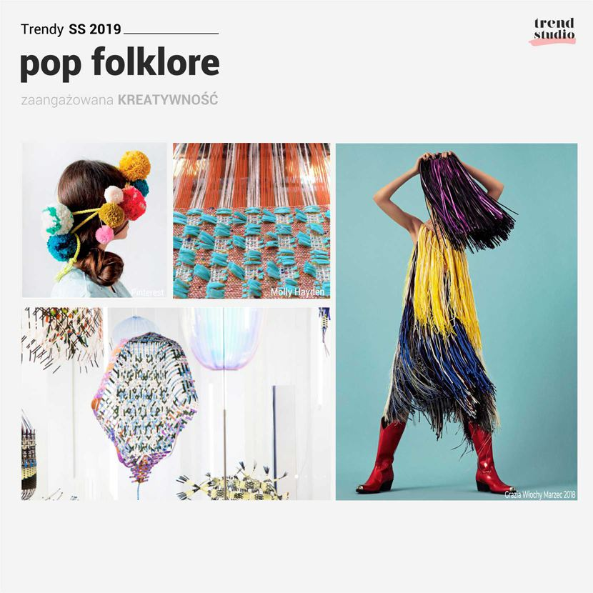 SS2019 Trend Pop Folklore